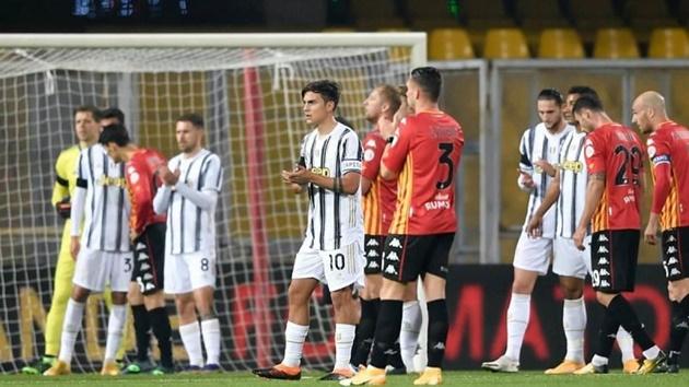 Juventus đang bất ổn.