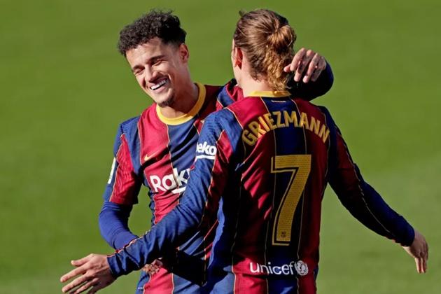 Coutinho explains the key to Barcelona's win over Osasuna - Bóng Đá