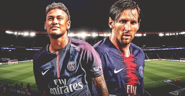 Neymar tái hợp với Messi ở PSG, tại sao không? - Bóng Đá