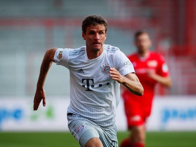 Thomas Muller focused on Bayern Munich amid talk of Germany recall - Bóng Đá