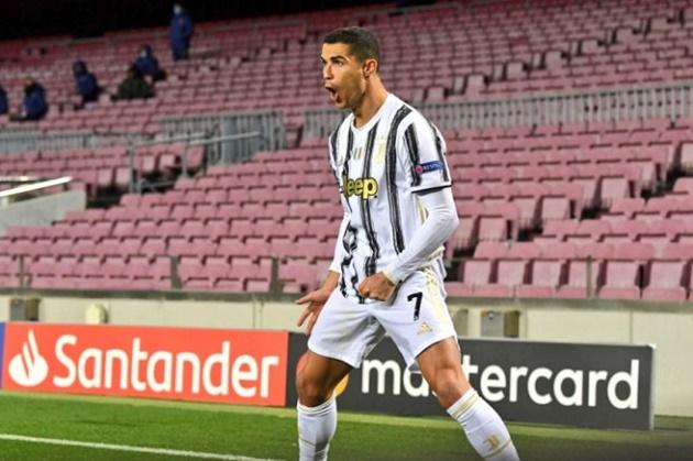 Cristiano Ronaldo sets two personal milestones in return to Camp Nou - Bóng Đá