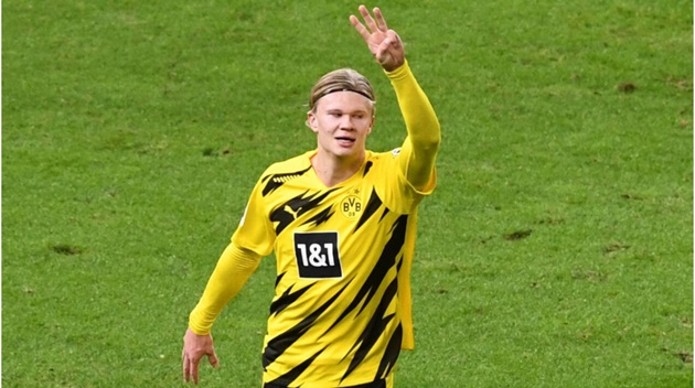 Haaland could be at Juventus next summer if they pay this amount - Bóng Đá