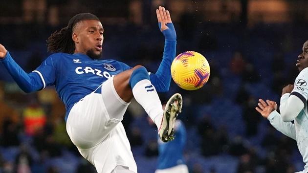 'Iwobi Is Playing Like Messi' - Fans Hail Versatile Everton Winger After Display Vs - Bóng Đá