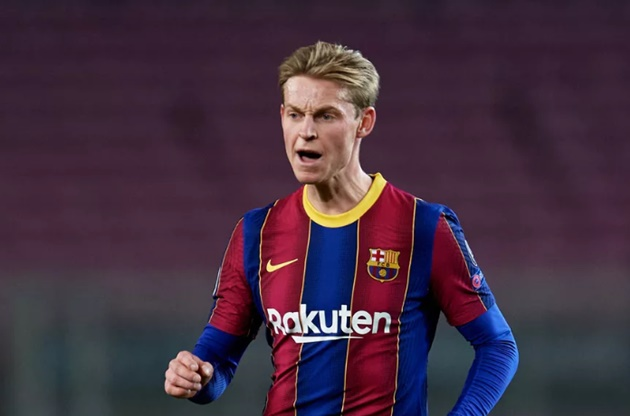 Frenkie de Jong wants more Barcelona assists after Levante win - Bóng Đá