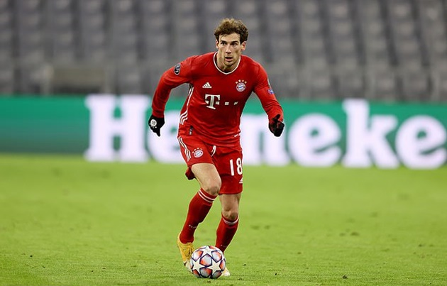 Leon Goretzka explains why he snubbed Liverpool in favour of free transfer to Bayern Munich in 2018 - Bóng Đá