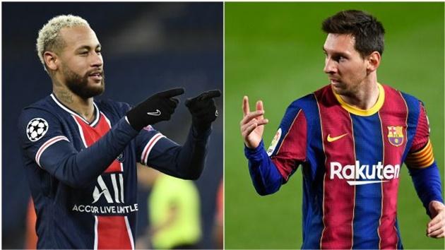 Neymar gặp lại Barca: Ngày về khẳng định chứng minh - Bóng Đá