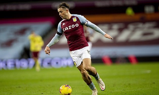 Jordan Henderson reveals Aston Villa star Jack Grealish is his standout Premier League player of 2020 - Bóng Đá