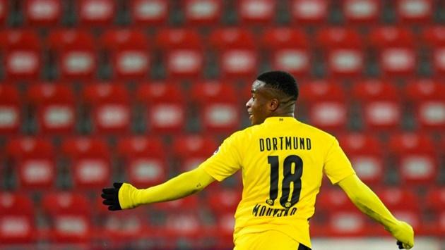Bundesliga đã thấy sự đáng sợ của