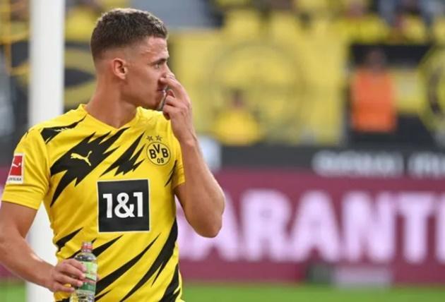 Thorgan Hazard suffers another muscle injury on Borussia Dortmund return - Bóng Đá
