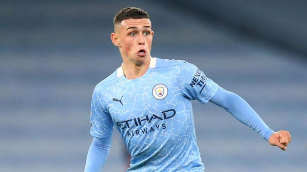 Foden will reach new level when he learns to 'slow down', says Man City coach Guardiola - Bóng Đá