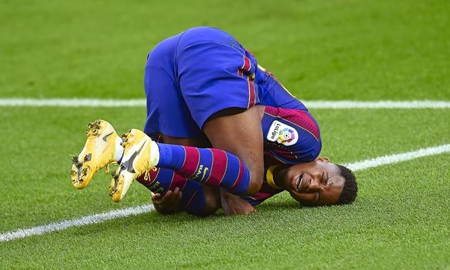 """Thảm kịch chấn thương, tin chấn động từ """"thần đồng"""" Barca bị rò rỉ - Bóng Đá"""