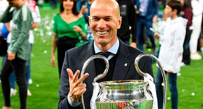 Chưa hết mùa giải, tương lai của Zidane đã được định đoạt - Bóng Đá