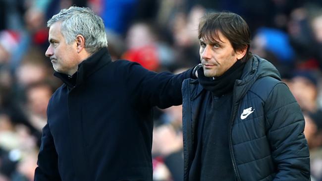 Mourinho trở lại Serie A, Conte nói gì? - Bóng Đá