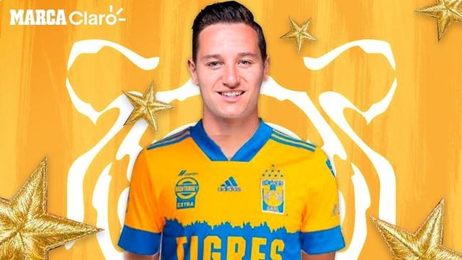 Thauvin completes transfer to Liga MX side Tigres following Premier League links - Bóng Đá