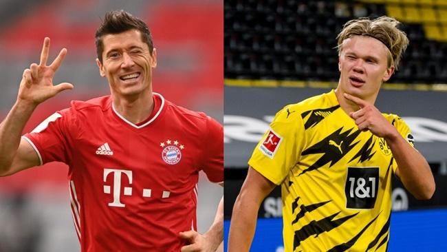 Bayern nói về tương lai của Lewandowski, làm rõ việc chiêu mộ Haaland - Bóng Đá