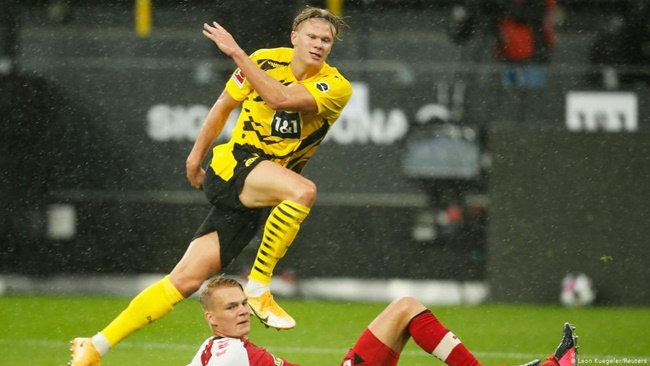 Barcelona are in permanent contact with Erling Haaland's entourage - Bóng Đá