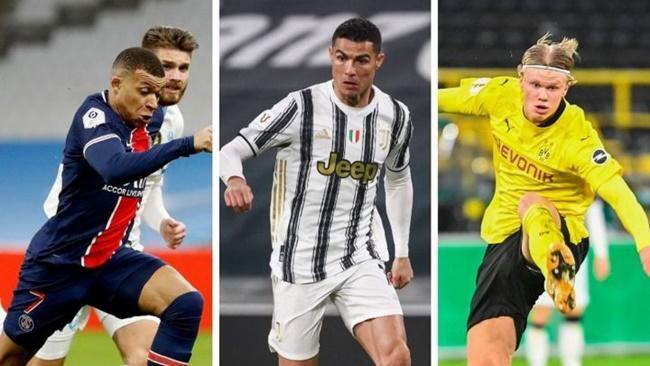 Ronaldo nói gì về Mbappe và Haaland? - Bóng Đá