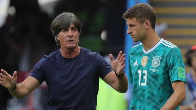 Joachim Low quyết định tái triệu tập Muller - Hummels cho EURO - Bóng Đá