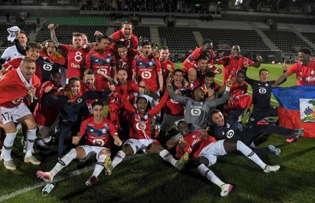 Lille chứng minh cho PSG thấy tiền không phải tất cả - Bóng Đá