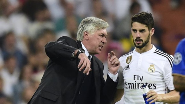 Isco has no offer to leave Real Madrid. - Bóng Đá
