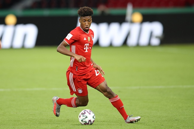 Contract talks with Kingsley Coman have stalled - Bóng Đá