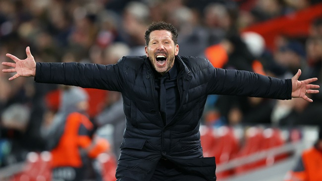 Diego Simeone on the verge of Atletico Madrid contract extension - Bóng Đá