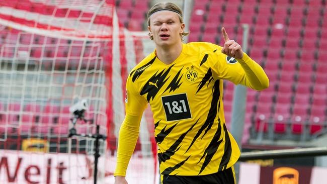 Borussia Dortmund have placed an £172M asking price on Erling Haaland - Bóng Đá