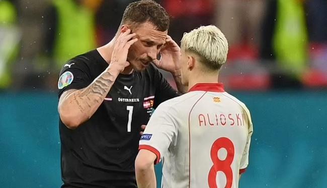 Marko Arnautovic apologises for 'shouting