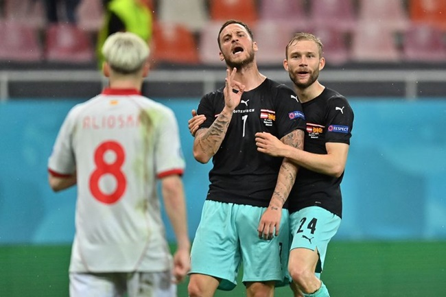Marko Arnautovic has been banned for Austria's match - Bóng Đá