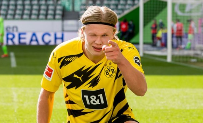 Erling Haaland hints at most important factor as he makes transfer decision - Bóng Đá