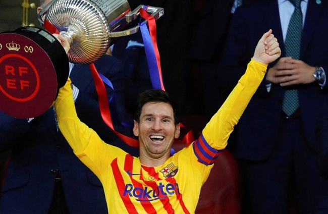 Barça are convinced that the official announcement of Messi's contract extension - Bóng Đá