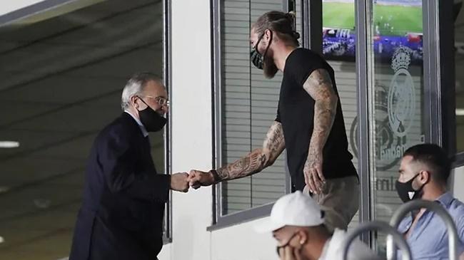 The reasons why Sergio Ramos is leaving Real Madrid - Bóng Đá