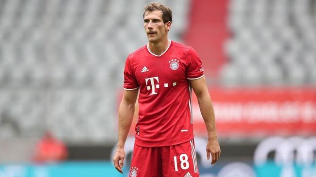 Goretzka gặp vấn đề gia hạn với Bayern - Bóng Đá