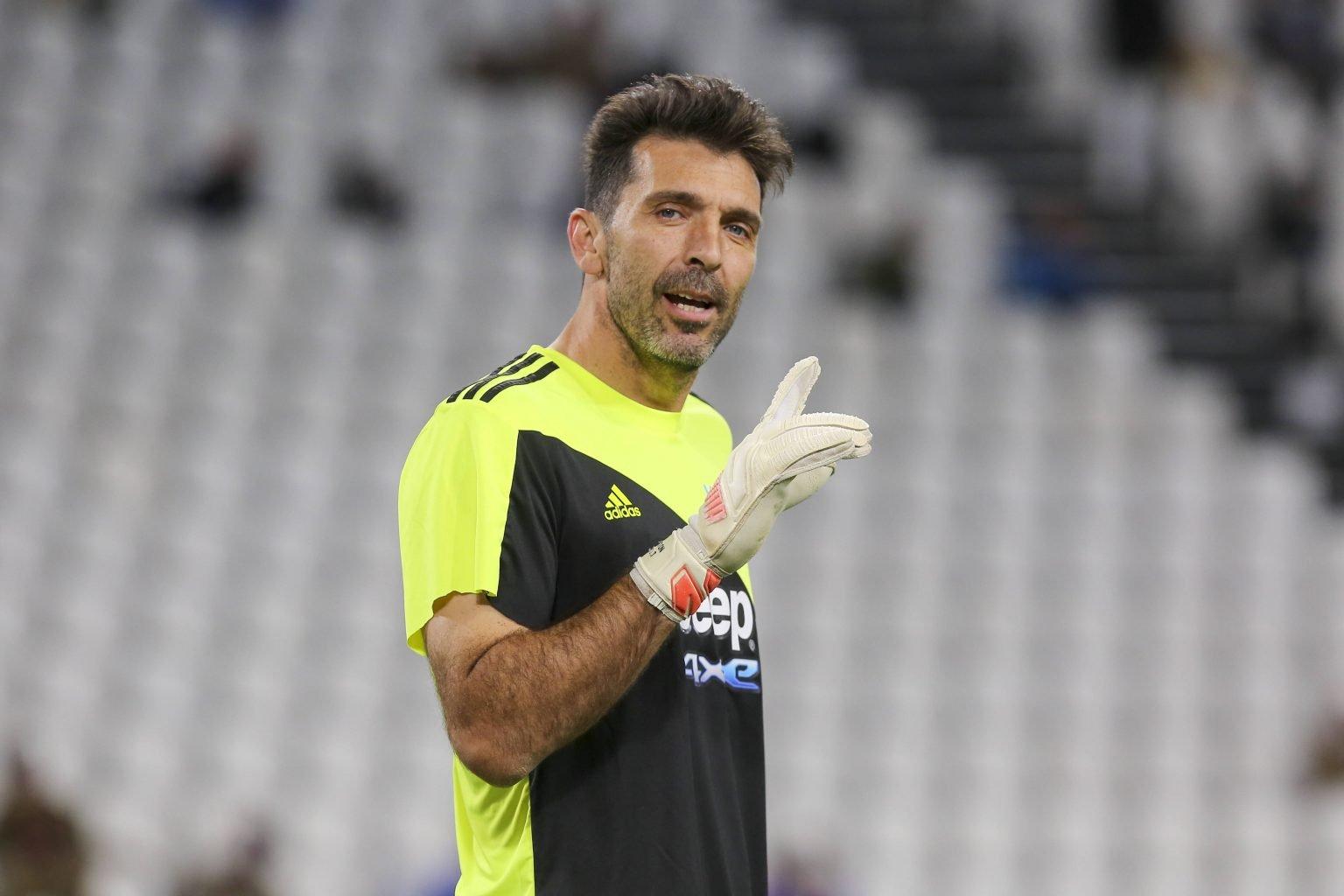 Buffon explains why he rejected Barcelona - Bóng Đá