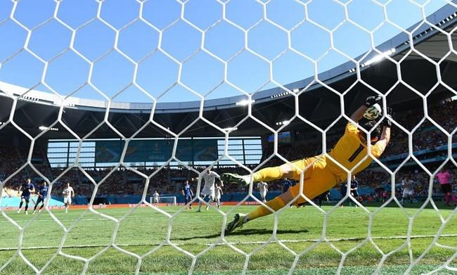 Ngạc nhiên trước khả năng đá penalty của ĐT TBN - Bóng Đá