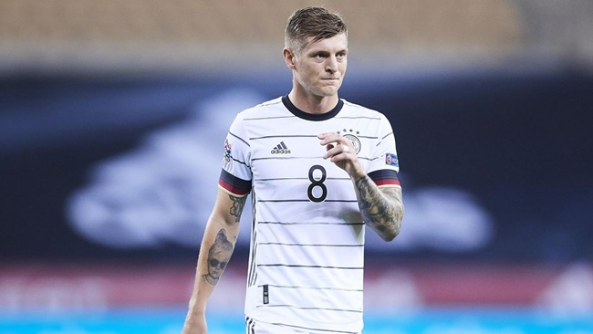 Toni Kroos is set to announce his retirement from international football after the EUROs - Bóng Đá