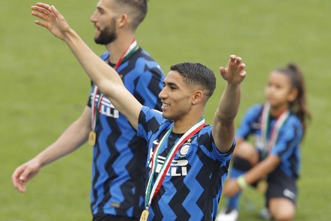 Inter CEO Marotta confirms Hakimi transfer to PSG - Bóng Đá