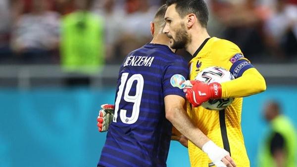 Benzema tiết lộ cách giúp Lloris cản phá penalty trước Thụy Sỹ - Bóng Đá