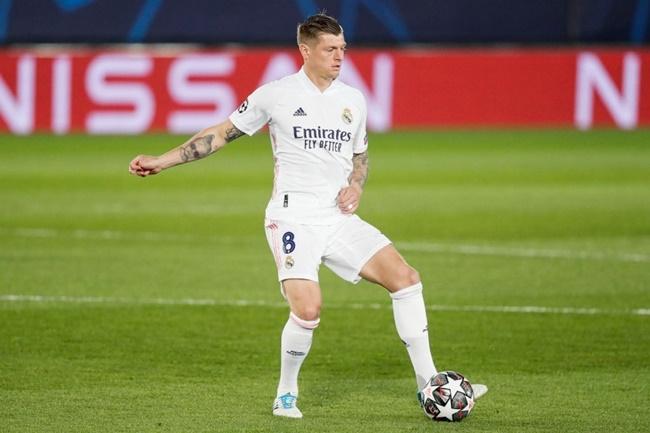 Sau ĐT Đức, Kroos chốt luôn tương lai tại Real Madrid - Bóng Đá