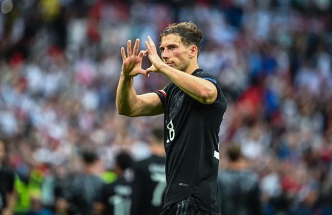 Julian Nagelsmann wants Leon Goretzka to stay at Bayern Munich - Bóng Đá