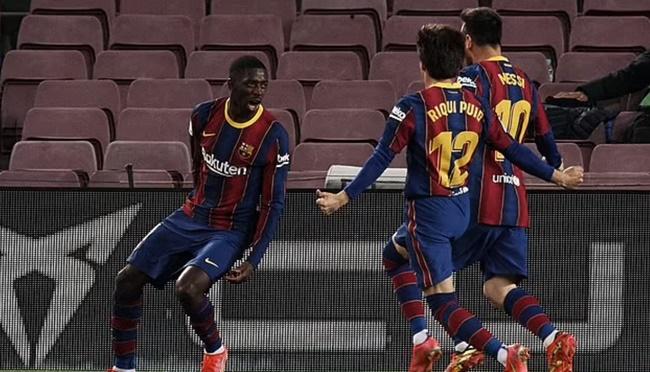 Barcelona 'will meet Ousmane Dembele's agent next week to discuss his future - Bóng Đá