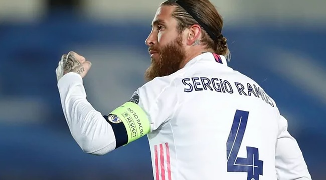 Nobody has dared to take Sergio Ramos' No.4 at Real Madrid - Bóng Đá
