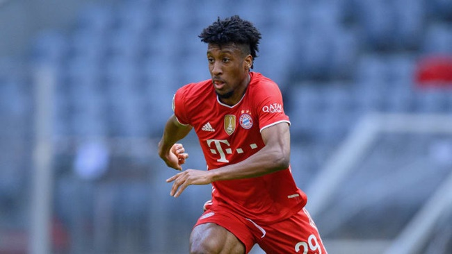 Bayern Munich nói về tương lai Coman - Bóng Đá