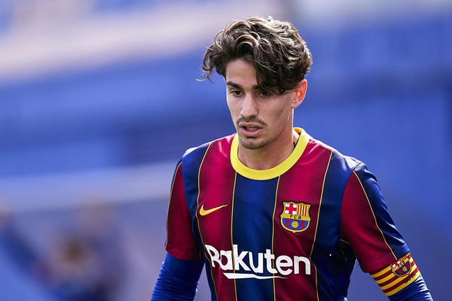 Barcelona are set to complete the agreement with Club Brugge for Álex Collado - Bóng Đá