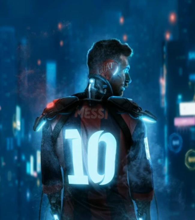 Messi has an NFT of his own - Bóng Đá