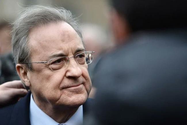 Perez phủ nhận có tác động khiến Barca chia tay Messi - Bóng Đá