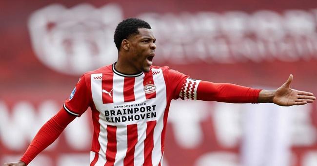 Denzel Dumfries is set to join Inter - Bóng Đá