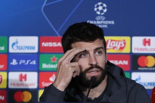 Pique takes advantage of Lionel Messi's impending PSG debut - Bóng Đá