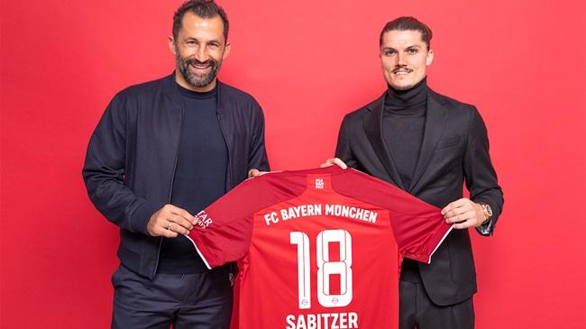 Có Sabitzer, Bayern bắn mũi tên trúng 3 đích - Bóng Đá