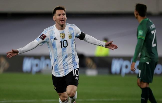 Một Messi vĩ đại hơn trong màu áo Argentina - Bóng Đá